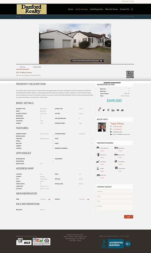 Danford Realty LLC listing detail
