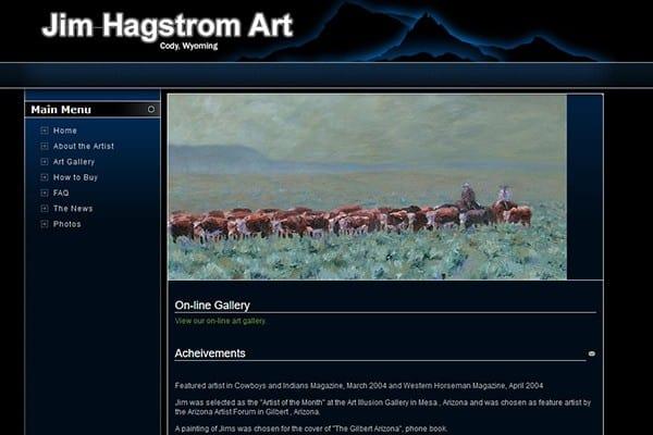 Jim Hagstrom Art
